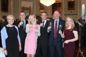 The Kiln Life Syndicate 308 celebrate 21 years at Lloyd's