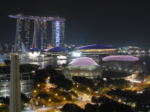 Marina Bay Sands, home to SIRC 2013 in Singapore