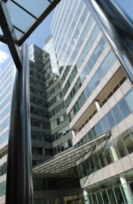 Based in Canary Wharf, the Financial Conduct Authority supervises the conduct of 50,000 firms