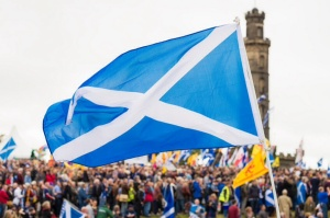 The Scottish independence referendum on a knife-edge